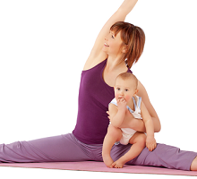 Yoga Classes for new Mums