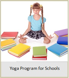 Little Greene Yoga Yoga program for Schools in Scotland.