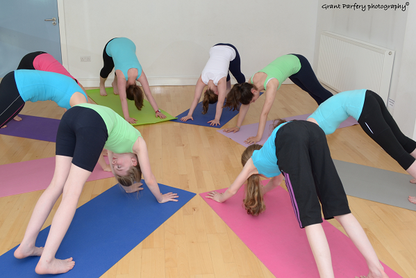 Little Greene Yoga Classes For Teenagers In The Southside Of Glasgow Scotland