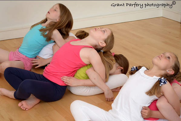 Kids Yoga for 5 to 8 Year old Children in the South side of Glasgow